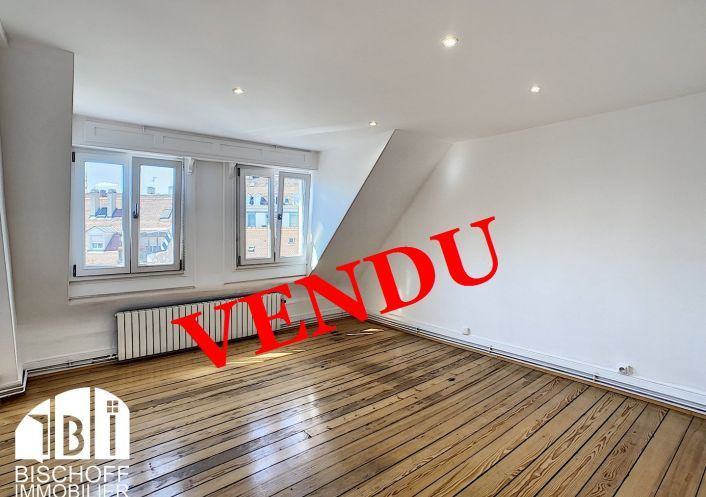 A vendre Appartement Strasbourg | Réf 68005781 - Bischoff immobilier