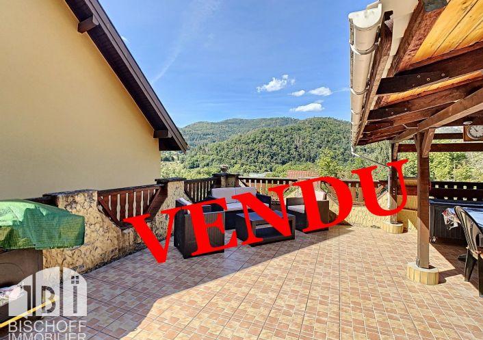 A vendre Maison Saint Amarin | Réf 68005782 - Bischoff immobilier