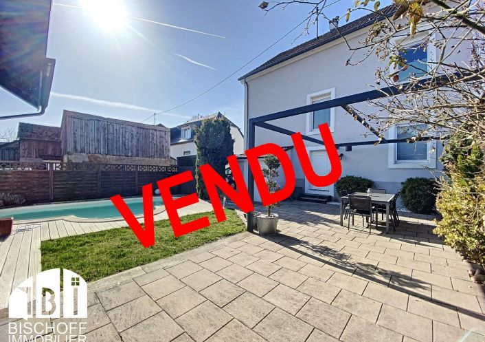 A vendre Maison Habsheim   Réf 68005785 - Bischoff immobilier