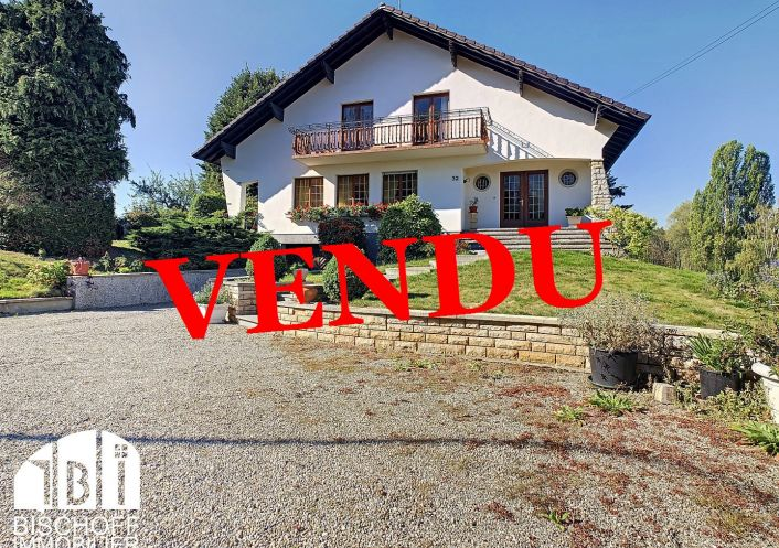 A vendre Maison Altkirch | Réf 68005793 - Bischoff immobilier