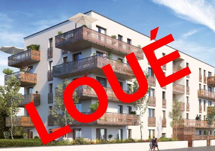 A louer Appartement Huningue   Réf 68005800 - Bischoff immobilier