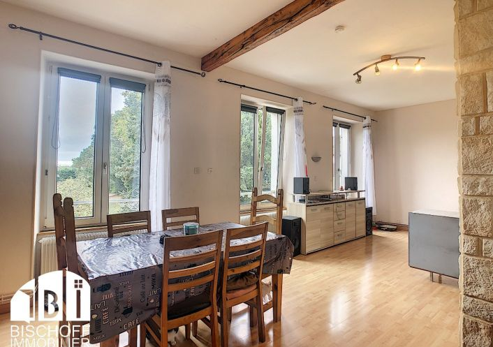 A vendre Appartement Thann | Réf 68005802 - Bischoff immobilier