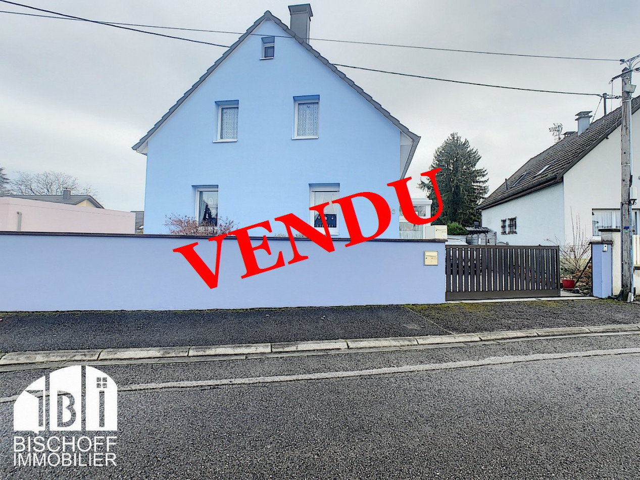 A vendre  Village Neuf   Réf 68005868 - Bischoff immobilier