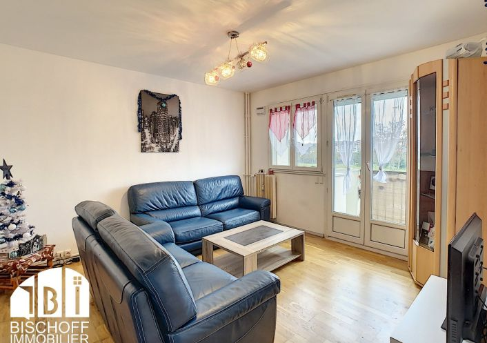 A vendre Appartement Mulhouse | Réf 68005884 - Bischoff immobilier