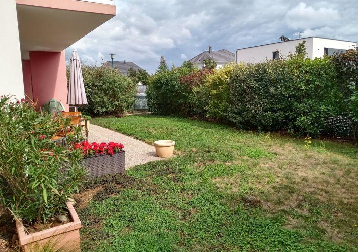 A vendre Appartement en rez de jardin Saint Louis | Réf 68005886 - Bischoff immobilier