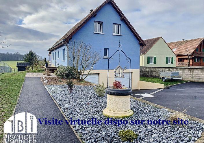 A vendre Maison Valdieu Lutran | Réf 68005900 - Bischoff immobilier