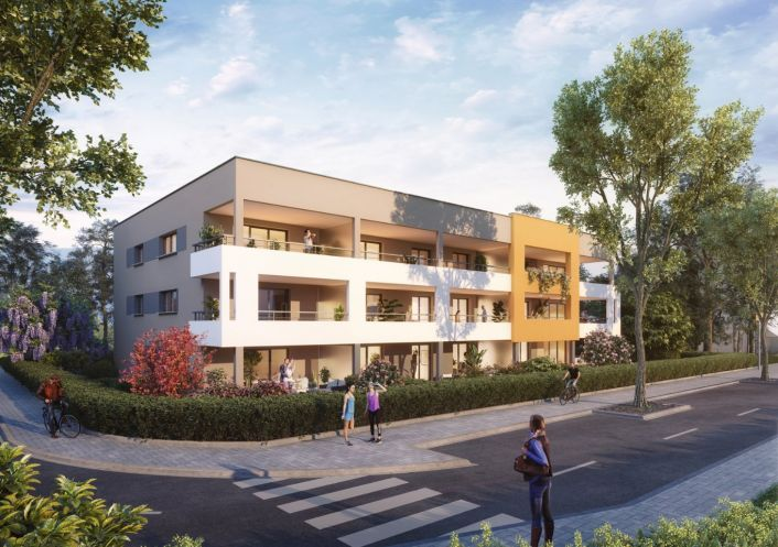 A vendre Appartement Cernay   Réf 68005911 - Bischoff immobilier