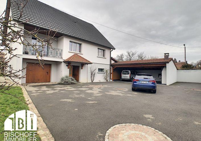 A vendre Maison Courtavon | Réf 68005916 - Bischoff immobilier