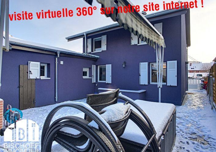 A vendre Maison Village Neuf   Réf 68005919 - Bischoff immobilier