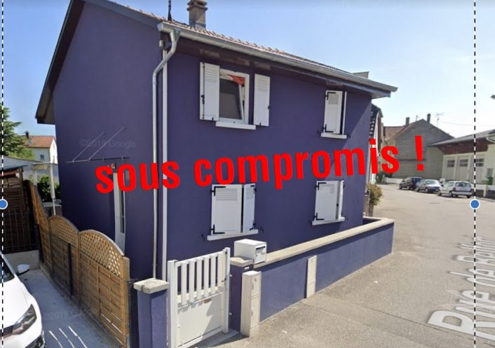 A vendre Maison Village Neuf | Réf 68005919 - Bischoff immobilier