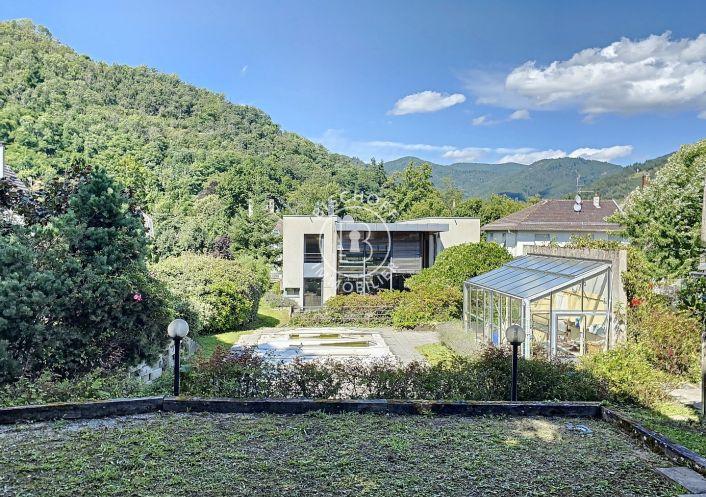 A vendre Villa d'architecte Thann | Réf 68005922 - Bischoff immobilier