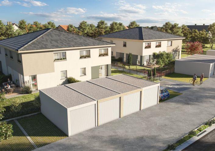 A vendre Appartement Soultz Haut Rhin   Réf 68005925 - Bischoff immobilier