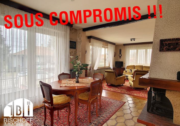 A vendre Maison Saint Louis | Réf 68005929 - Bischoff immobilier