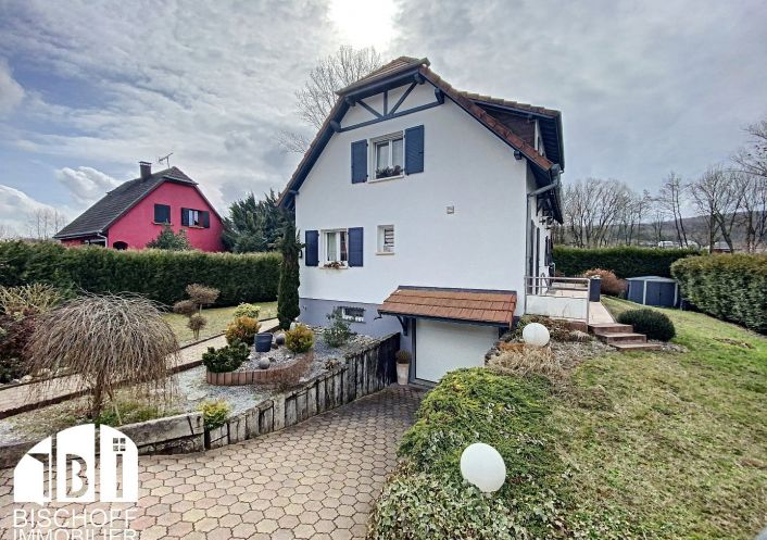 A vendre Maison Altkirch | Réf 68005934 - Bischoff immobilier