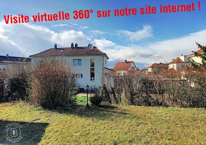 A vendre Maison Huningue | Réf 68005939 - Bischoff immobilier