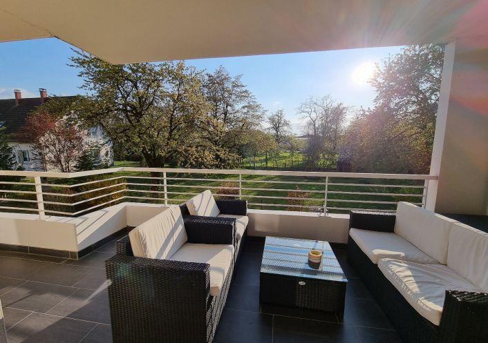 A vendre Appartement Blotzheim   Réf 68005940 - Bischoff immobilier