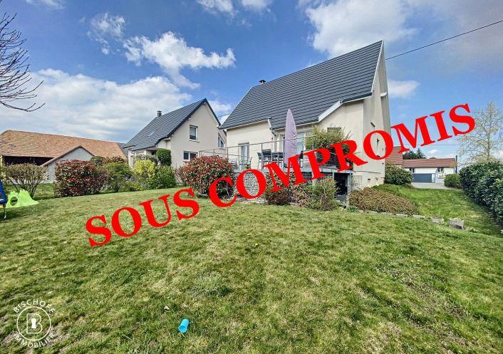 A vendre Maison Aspach Le Haut | Réf 68005943 - Bischoff immobilier