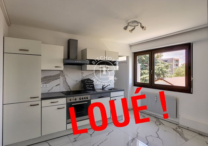 A louer Appartement Huningue   Réf 68005959 - Bischoff immobilier