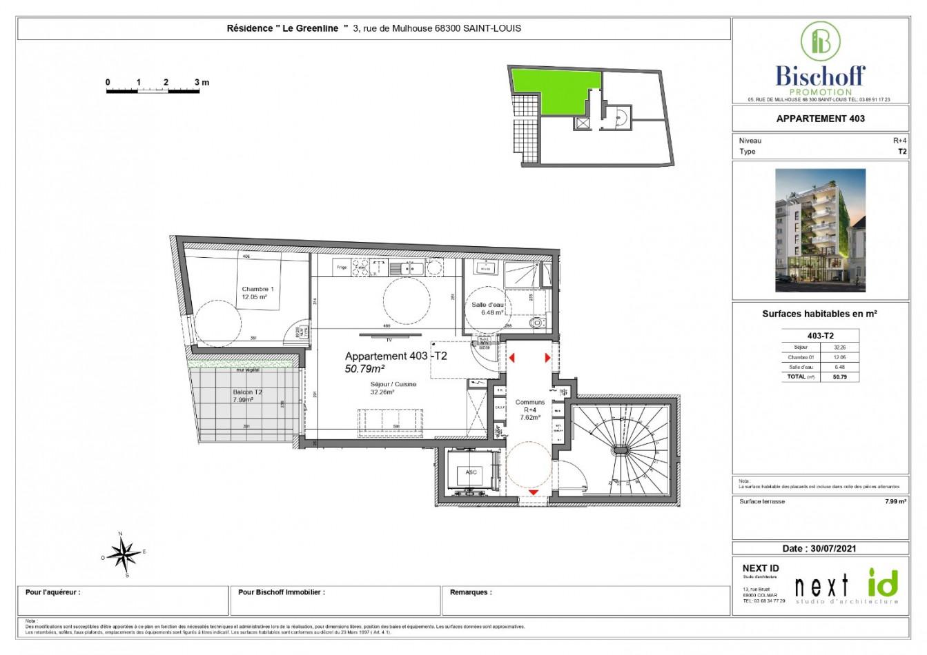 A vendre  Saint Louis | Réf 68005971 - Bischoff immobilier