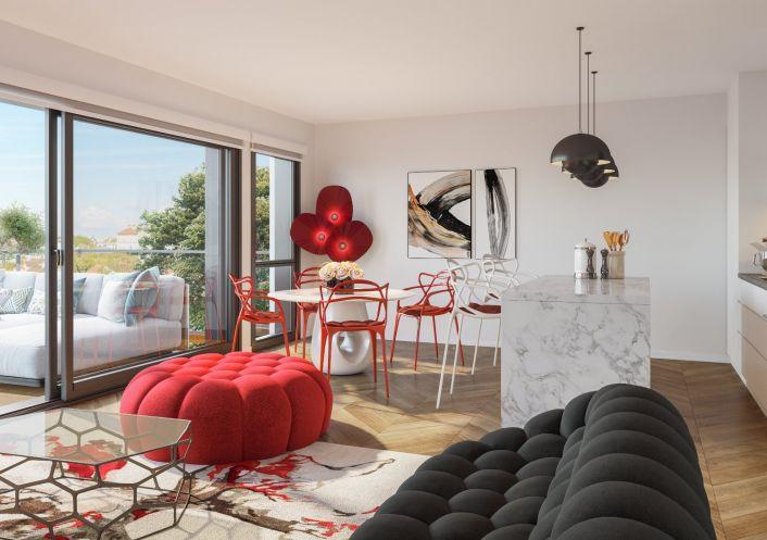 A vendre Appartement Saint Louis   Réf 68005971 - Bischoff immobilier