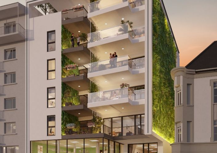 A vendre Appartement Saint Louis   Réf 68005975 - Bischoff immobilier