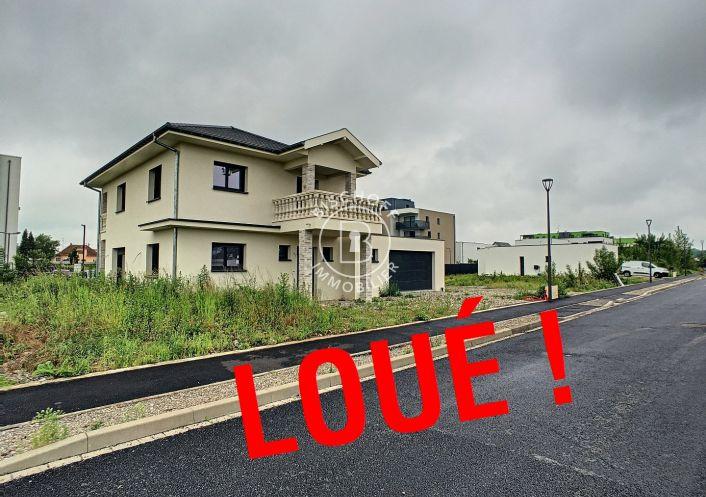 A louer Maison Blotzheim   R�f 68005984 - Bischoff immobilier