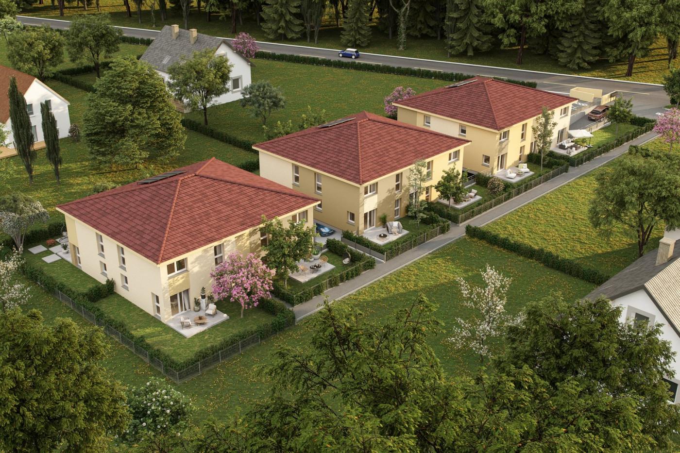 A vendre  Habsheim   Réf 68005990 - Bischoff immobilier