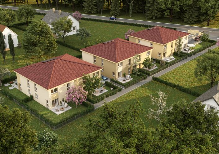 A vendre Appartement Habsheim | Réf 68005992 - Bischoff immobilier