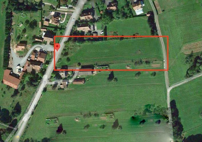 A vendre Terrain constructible Romagny Sous Rougemont | Réf 68005994 - Bischoff immobilier