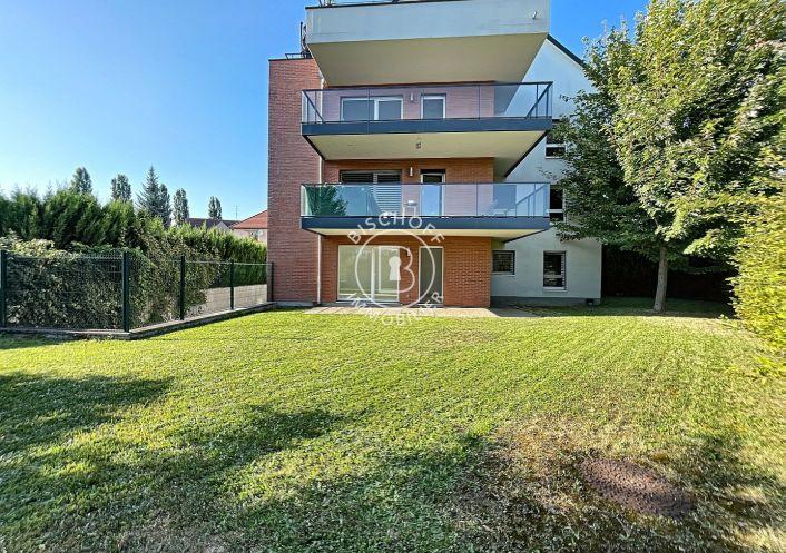 A vendre Appartement Hegenheim   Réf 68005996 - Bischoff immobilier