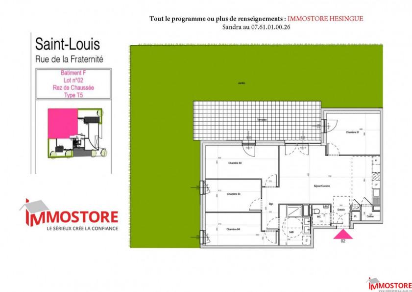 A vendre Saint Louis 680091403 Muth immobilier / immostore