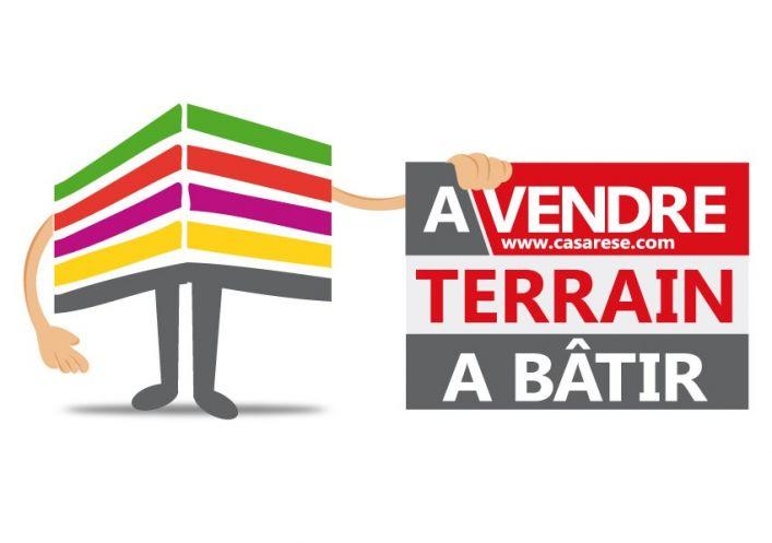 A vendre Terrain constructible Saint Pierre   Réf 690044466 - Casarèse