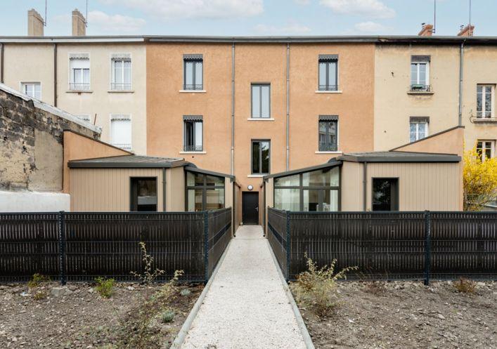 A vendre Appartement Villeurbanne   Réf 690044514 - Casarèse
