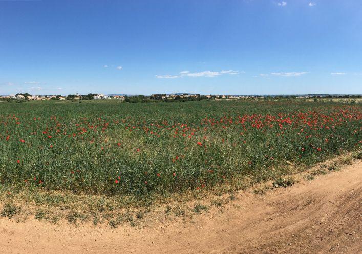 A vendre Terrain agricole Marseillan   Réf 690044543 - Casarèse