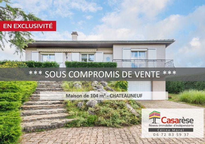 A vendre Maison Chateauneuf   Réf 690044945 - Casarèse