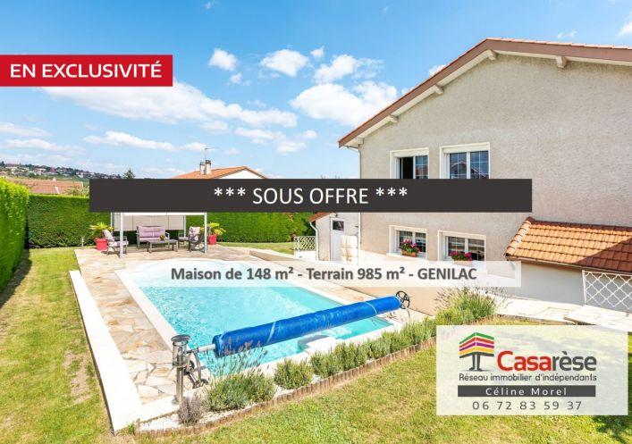 A vendre Maison Genilac | Réf 690044985 - Casarèse
