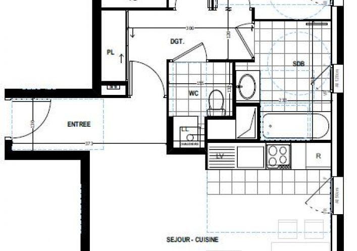 A vendre Appartement Boussy Saint Antoine   Réf 690045093 - Casarèse