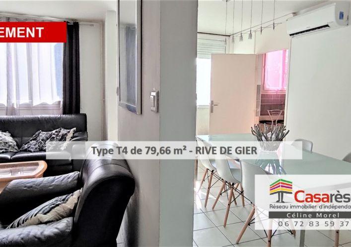 A vendre Appartement en résidence Rive De Gier   Réf 690045096 - Casarèse