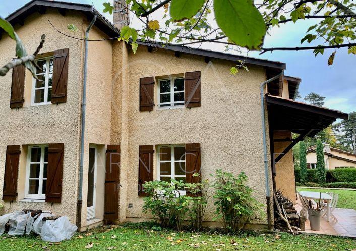 A vendre Maison individuelle Saint Didier Au Mont D'or | Réf 6902443 - Carrue immobilier