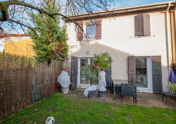A vendre Maison jumel�e Saint Genis Les Ollieres | R�f 6902456 - Carrue immobilier