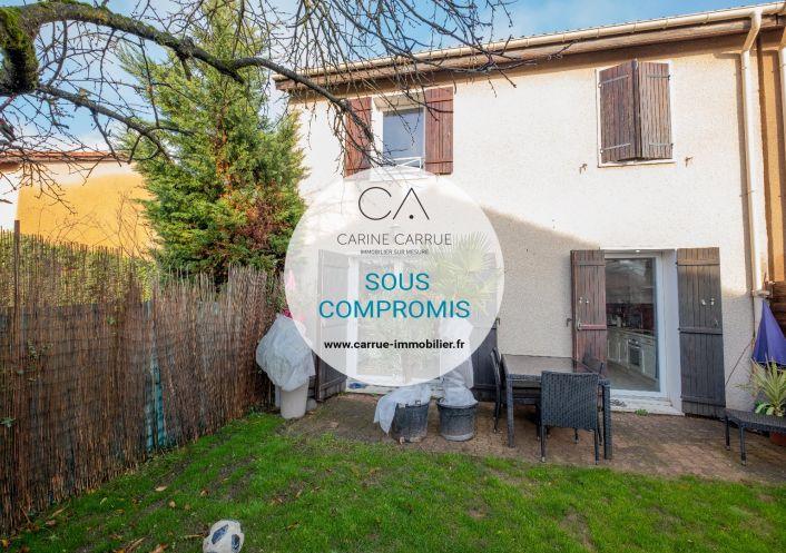 A vendre Maison jumelée Saint Genis Les Ollieres | Réf 6902456 - Carrue immobilier