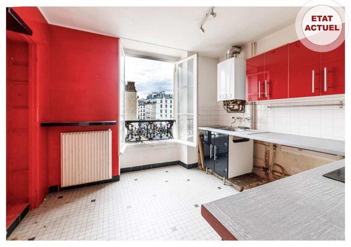 A vendre Appartement � r�nover Paris 17eme Arrondissement   R�f 6902464 - Carrue immobilier