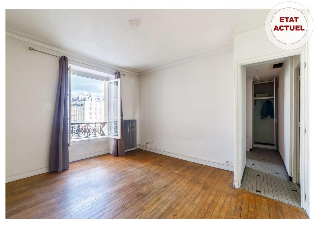 A vendre  Paris 17eme Arrondissement | Réf 6902464 - Carrue immobilier