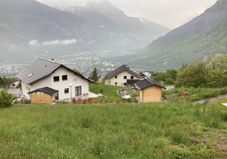 A vendre Terrain constructible Saint Pancrace   R�f 7300328262 - Wellcome immobilier maurienne