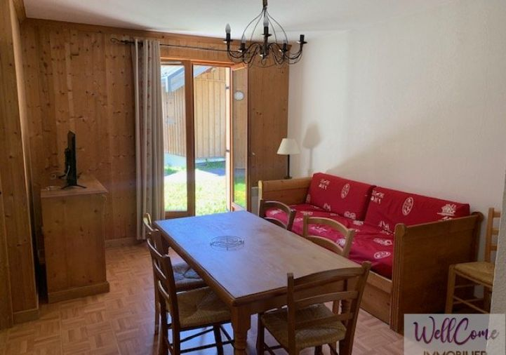 A vendre Appartement La Toussuire   R�f 7300854519 - Wellcome immobilier maurienne