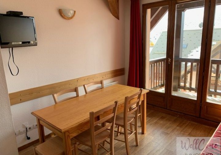 A vendre Appartement Valmeinier   R�f 7300854625 - Wellcome immobilier maurienne