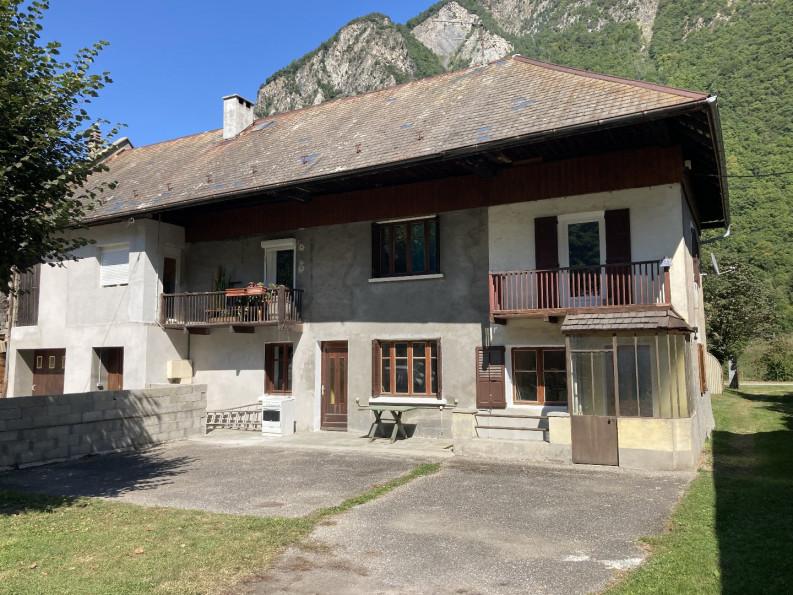 A vendre  Sainte Marie De Cuines   Réf 7300854747 - Wellcome immobilier maurienne