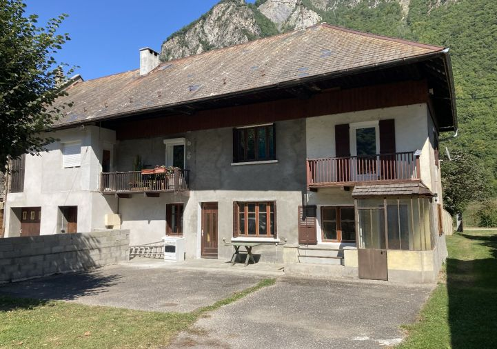 A vendre Maison Sainte Marie De Cuines   R�f 7300854747 - Wellcome immobilier maurienne