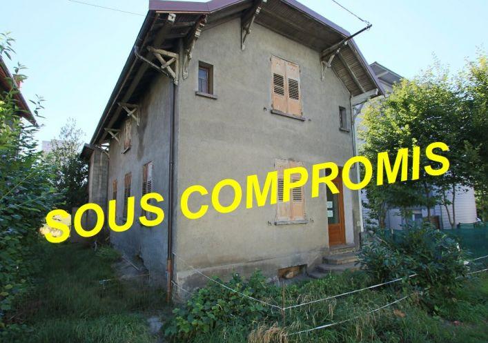 A vendre Albertville 73010384 Bouveri immobilier