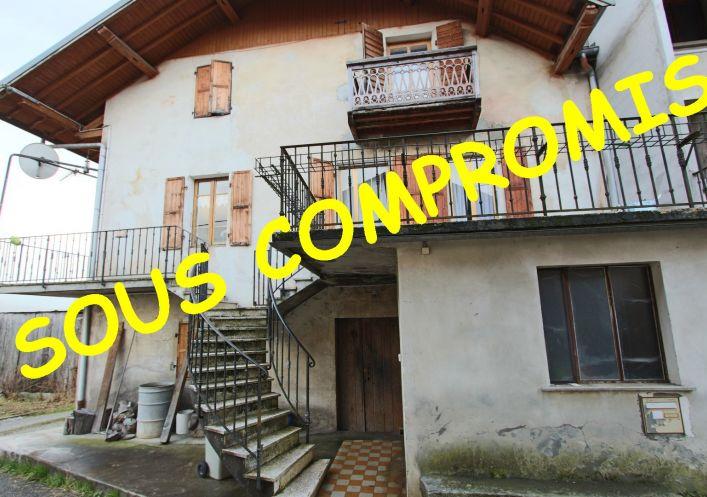 A vendre Marthod 73010414 Bouveri immobilier